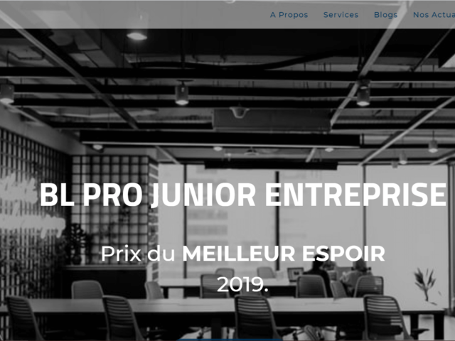 Blpro Junior Entreprise
